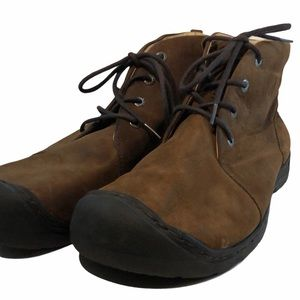 KEEN leather boots